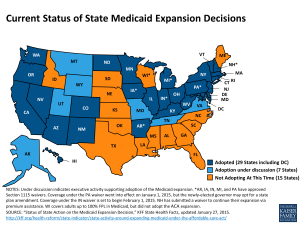 Expert Witness Medicaid Expansion