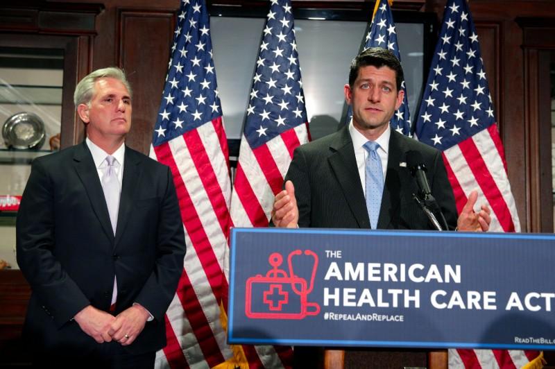 American Health Care Act Paul Ryan