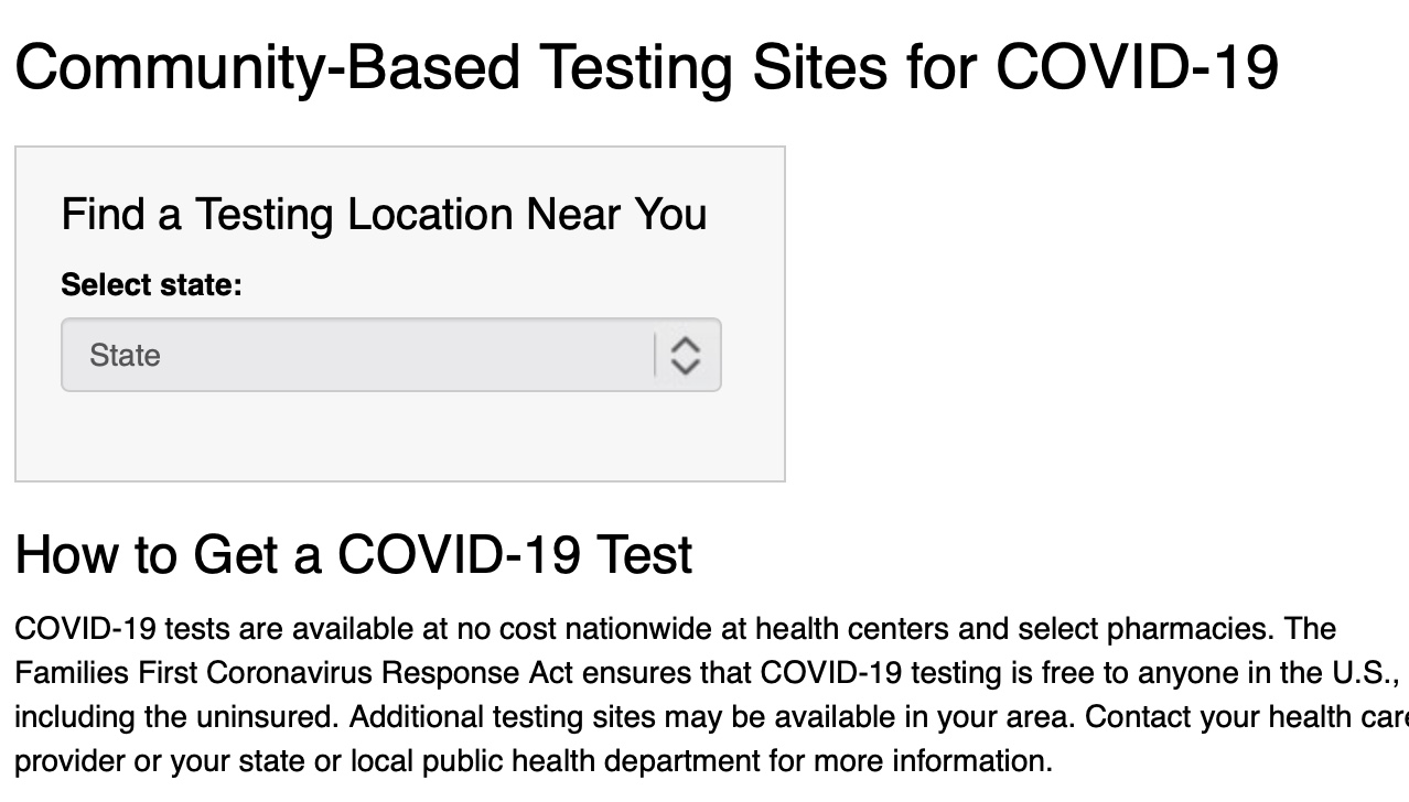 You are currently viewing COVID-19 Testing and Diagnosis Codes and your EHR